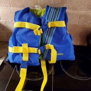 STEARNS BABY LIFE JACKET